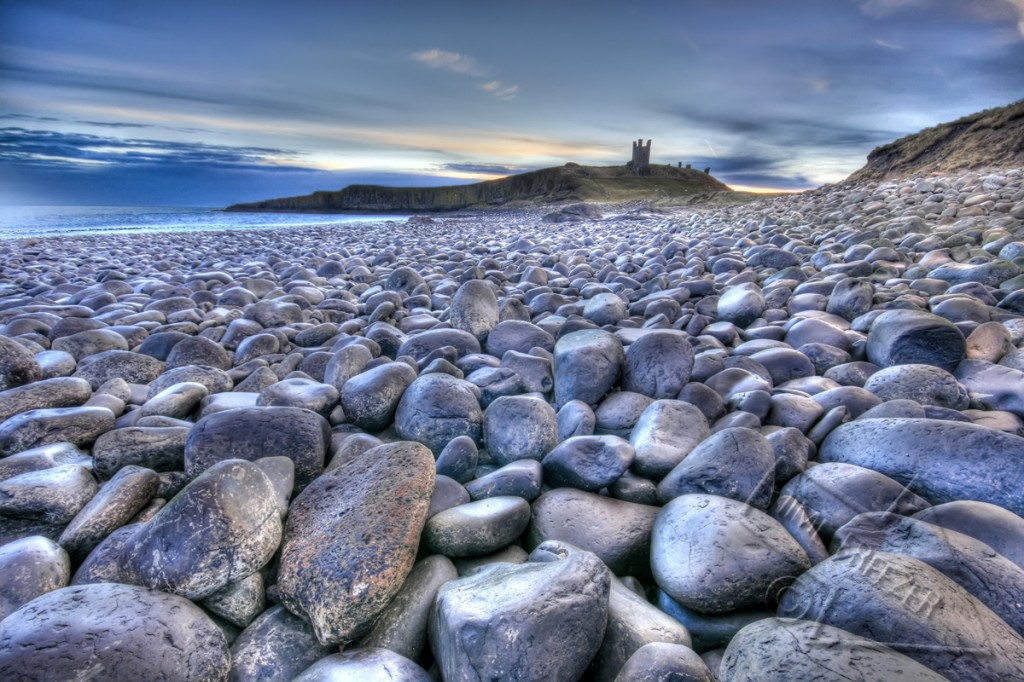 Dunstanburgh Castle Sunrise Photo