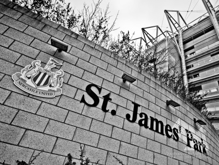 Newcastle St James Park Photo