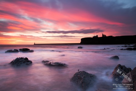 King Edwards Bay Tynemouth Photo