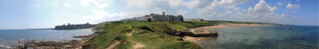 Tynemouth Panoramic Photograph