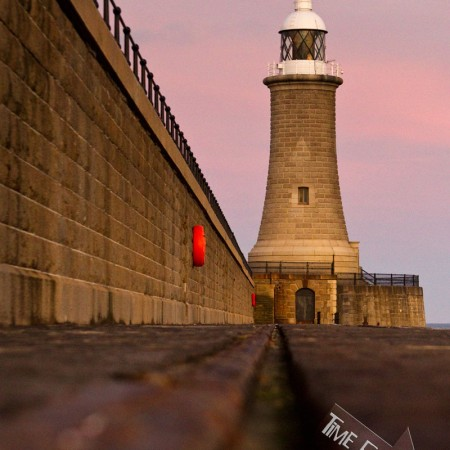 Tynemouth Pier Lighthouse Photo