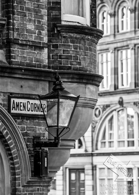 Amen Corner Newcastle Photo