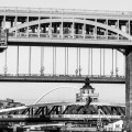 FOur bridges over the RIver Tyne