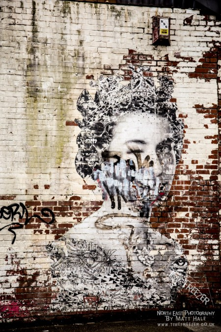 Ouseburn Graffiti photo