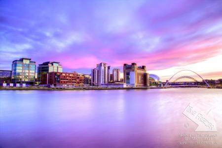Newcastlel Sunset Photo