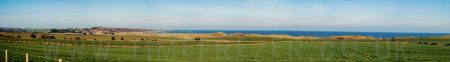 Panoramic Photo of Alnmouth, Northumberland