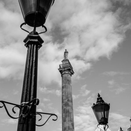 Photograph of Greys Monument Newcastle