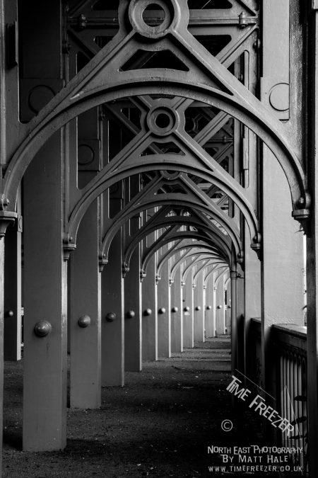 High Level Bridge Newcastle Photograph
