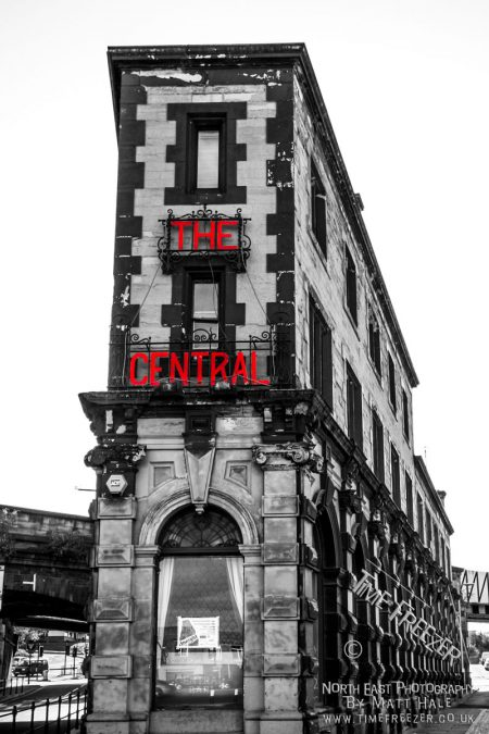 Central Bar Gateshead Photograph