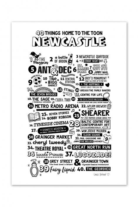 newcastle gifts