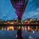 Photo Underneath the Tyne Bridge Newcastle