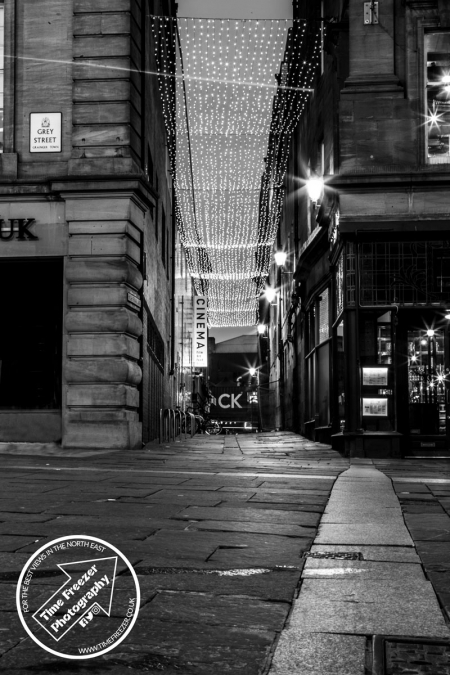 High Friars Lane Newcastle Photo