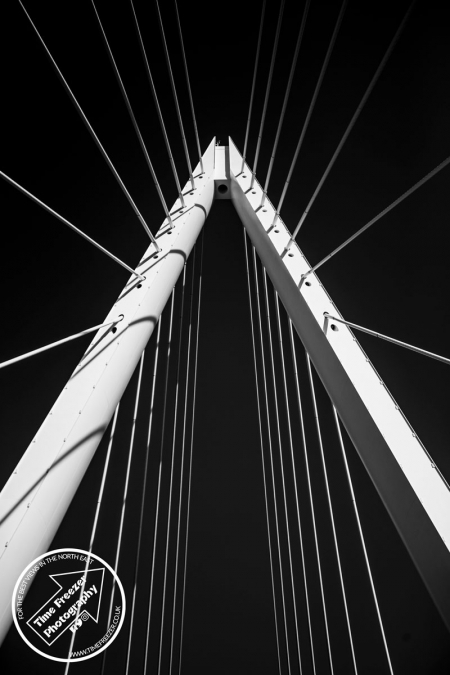 Northern Spire Bridge Sunderland