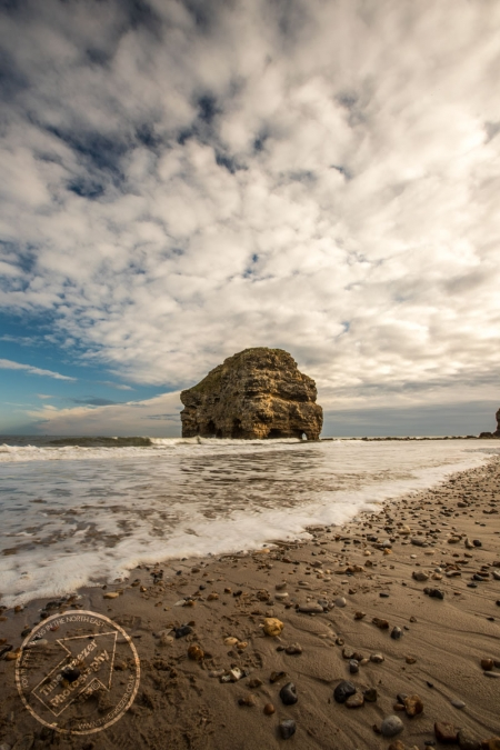 Marsden Rock Photograph
