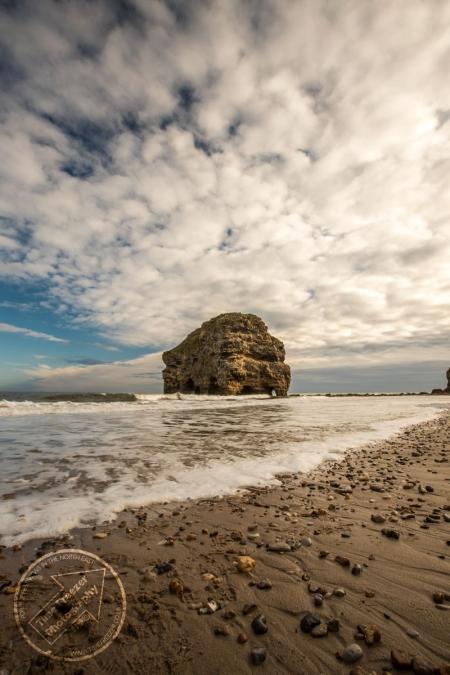 Marsden Rock Photograph