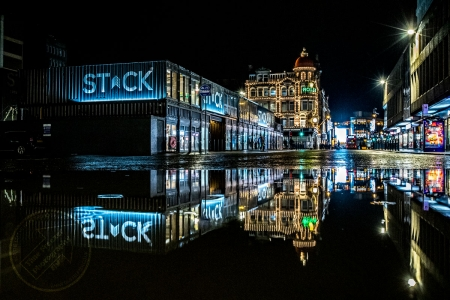 Photograph of STACK Newcastle