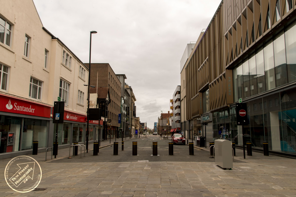 Photo of Newcastle During Lockdown
