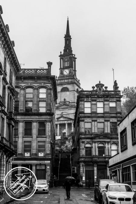 King Street Newcastle Quayside
