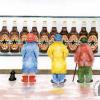 10 Broon Bottles Pet